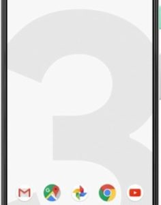 Google Pixel 3 64GB Verizon Smartphone, Clearly White