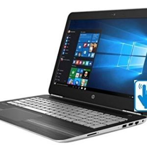 HP Pavilion 15t Gaming Laptop with UHD 4K Touchscreen ( Intel i7 Quad Core, 32GB, NVIDIA GeForce 960M, 512GB SSD, 15.6 Inch UHD (3840 x 2160) Touchscreen, Windows 10) T9Y85AV