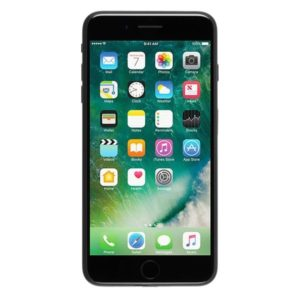 Refurbished A Grade APPLE IPHONE 7 PLUS UNLOCKED 128GB - BLACK - N/A