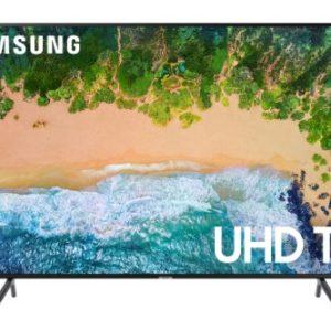 SAMSUNG 58' Class 4K (2160P) Ultra HD Smart LED TV UN58MU6070