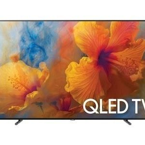 Samsung 65 Inch 4K HDR Ultra HD LED Smart TV QN65Q9 (2017 Model) QLED