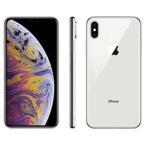 Straight Talk Prepaid Apple iPhone XS Max 64GB, Silver