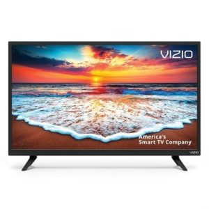 VIZIO 32 Inch D-Series LED Smart TV - D32h-F4 HD TV