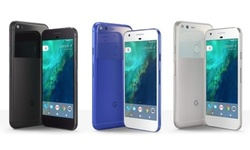 Google Smartphones: Pixel XL-32GB/Really Blue
