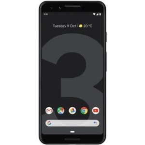 Google Pixel 3 64GB Unlocked GSM & CDMA 4G LTE Android Phone w/ 12.2MP Rear & Dual 8MP Front Camera (just black)
