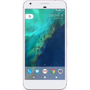 Google Pixel XL 128GB Unlocked GSM Phone w/ 12.3MP Camera - Very Silver (Very Silver)