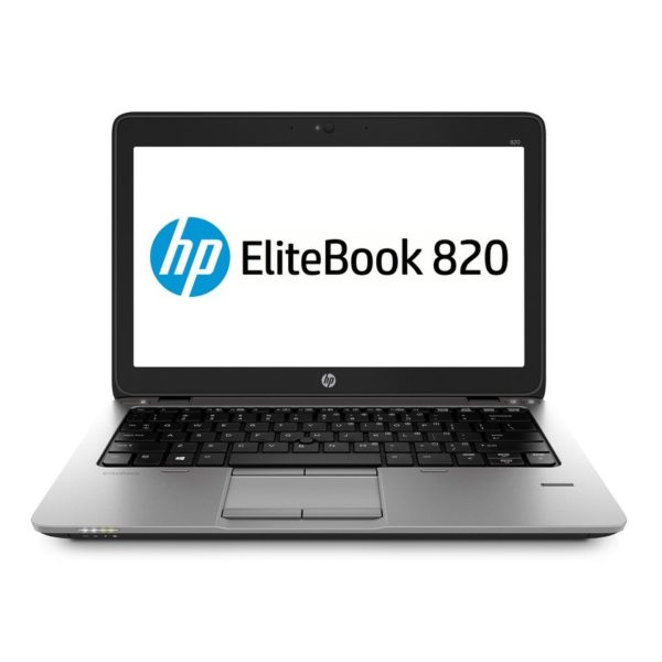 HP 820 G1 I5-4300U 1.9GHz 8GB 120GB SSD 12.5' Win 10 Pro Refurbished