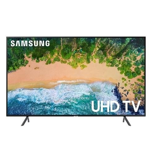 Samsung 50 Inch 4K UHD Smart TV - UN50NU7100FXZA