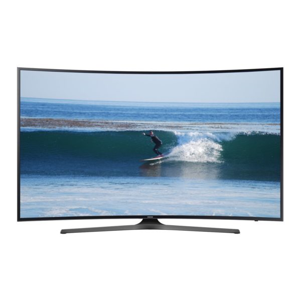 Samsung UN65KU650DFXZA 65-inch Refubished 4K Curved LED Smart Wifi HD Television - Black (UN65KU650DFXZA-RB)