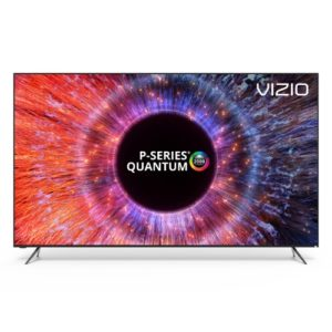 Vizio - PQ65-F1 - VIZIO P PQ65-F1 64.5 Smart LED-LCD TV - 4K UHDTV - Black - Full Array LED Backlight - DTS Studio Sound