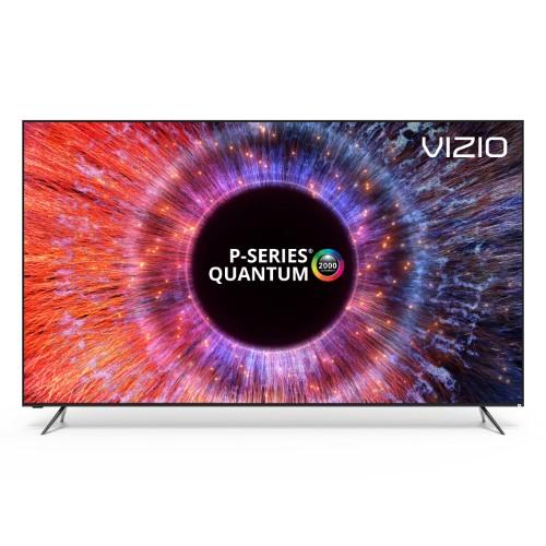 Vizio - PQ65-F1 - VIZIO P PQ65-F1 64.5 Smart LED-LCD TV - 4K UHDTV - Black - Full Array LED Backlight - DTS Studio Sound