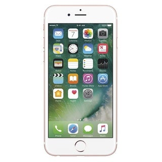 Apple iPhone 6s 16GB Unlocked GSM 4G LTE Dual-Core Phone w/ 12MP Camera (Certified Refurbished) (rose gold)