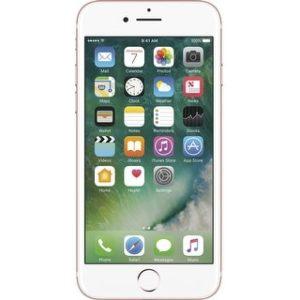 Apple iPhone 7 128GB Unlocked GSM Quad-Core Phone w/ 12MP Camera (Certified Refurbished) (rose gold)