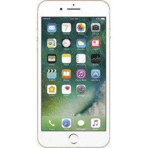 Apple iPhone 7 Plus 128GB Unlocked GSM Quad-Core Phone w/ Dual Rear 12MP Camera (Certified Refurbished) (GOLD)