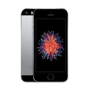 Apple iPhone SE 16GB IOS 9 Unlocked GSM Phone (Certified Refurbished) (grey)