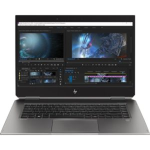 HP SMARTBUY MOBILE WS 15.6' ZBook Studio x360 G5 Mobile Workstation - 4NL36UT#ABA