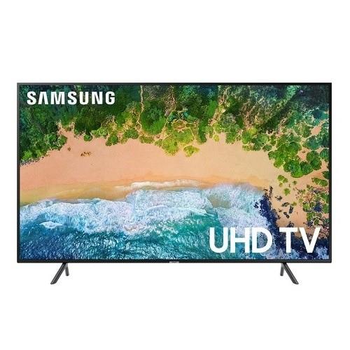 Samsung 75 Inch LED 4K UHD Smart TV - UN75NU7100FXZA