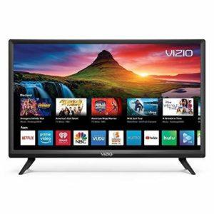 """VIZIO D-Series 24"""" 720p LED Smart HDTV - 60Hz (D24H-G9)"""