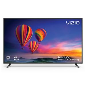Vizio - E75-F1 - VIZIO E E75-F1 74.5 Smart LED-LCD TV - 4K UHDTV - Black - Full Array LED Backlight