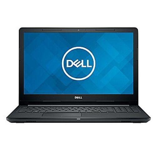 """15.6 in Dell 15.6"""" Laptop Intel Core i3 8GB 128GB Windows 10 - Black"""