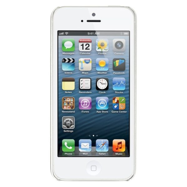 Apple iPhone 5 16GB Factory Unlocked GSM Cell Phone - White (Certified Refurbished) (WHITE)