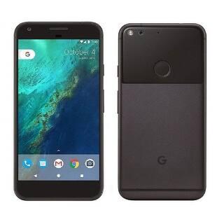 Google Pixel XL 128GB - Unlocked (Scratch&Dent) (Quite Black)