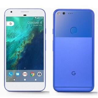 Google Pixel XL 128GB - Unlocked (Scratch&Dent) (Really Blue)