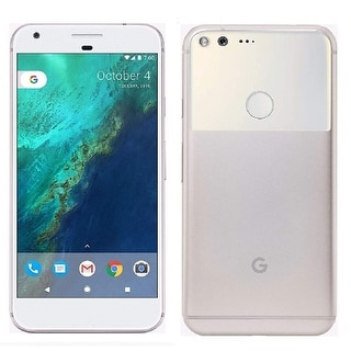 Google Pixel XL 32GB - Unlocked (Scratch&Dent) (Very Silver)