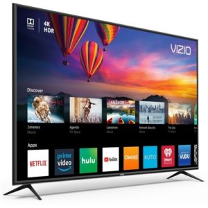 "Vizio E-Series 55"" 4K 1080p Hdr Smart TV - Black (E55-F1)"