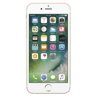 Apple iPhone 6s 32GB Unlocked GSM 4G LTE Dual-Core Phone (Certified Refurbished) (GOLD)