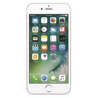 Apple iPhone 6s 32GB Unlocked GSM 4G LTE Dual-Core Phone (Certified Refurbished) (rose gold)