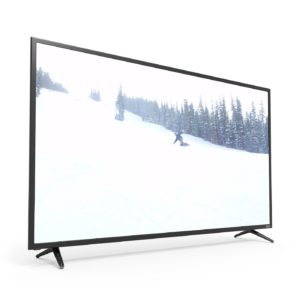 Vizio E55U-DO 55-inch Refurbished 4K Smart Wifi LED Display (E55U-D0-RB)